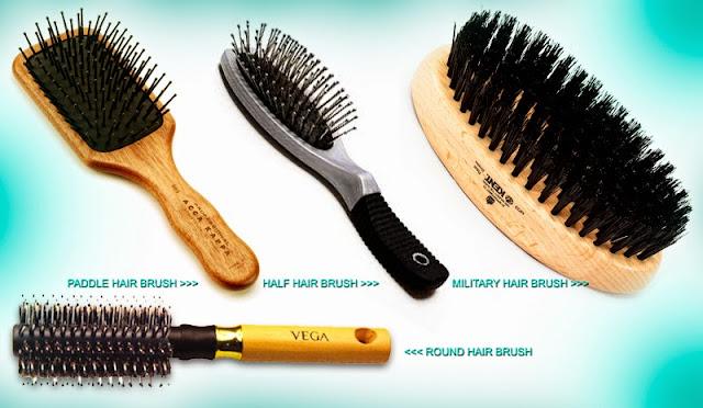 Malas Cuci Sikat Rambut? Cara Mudah Cucikan Sikat Rambut