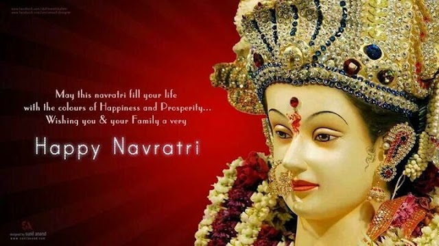 Happy Navratri wishes || status with Shayari | Quotes | Wishes