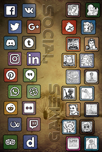 Raya Icon Pack | NEW dashboard v70.3 [Patched] APK