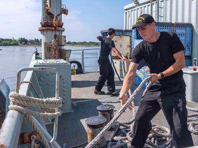 Kelasi Kapal - Ordinary Seaman on Board
