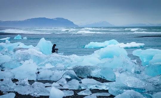 Estados Físicos da Matéria - Gelo