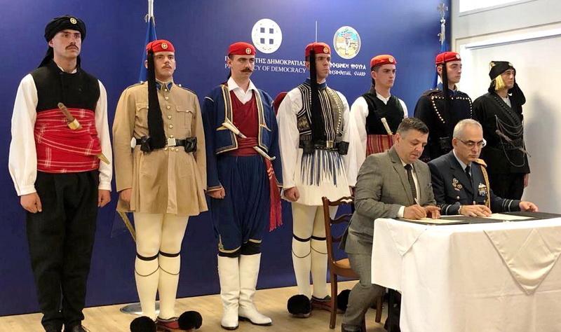 Παρουσιάστηκε η Θρακιώτικη ενδυμασία που θα φορούν οι Εύζωνες της Προεδρικής Φρουράς