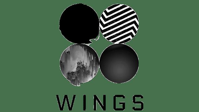 bts 4 circles logo for their wings era