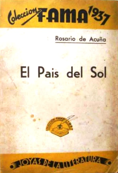 Imagen de la portada de El País del Sol