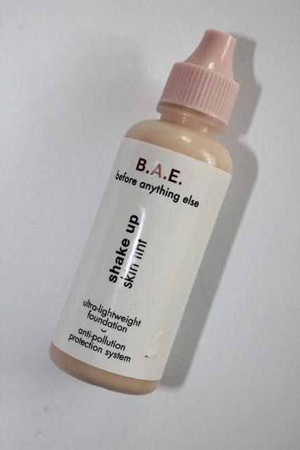 "Swatchs Fond de Teint ""Shake Up Skin Tint"" B.A.E. 01 Natural Tan"