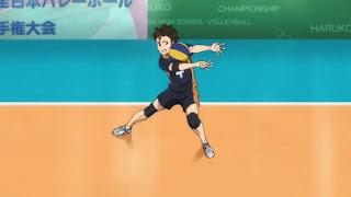 ハイキュー!! アニメ 第4期19話   烏野VS稲荷崎   HAIKYU!! SEASON4 Karasuno vs Inarizaki