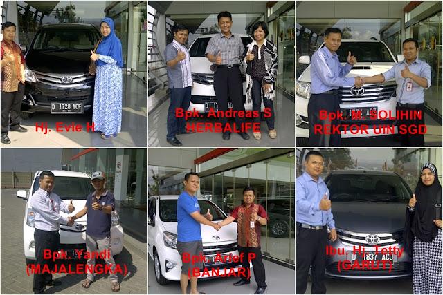 Kang Oseng, Sales Toyota Bandung, 081325382000