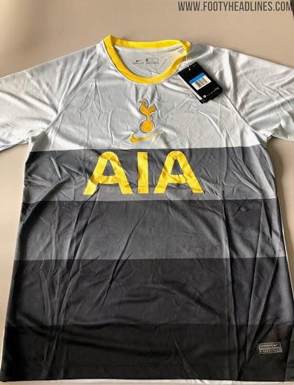 Tottenham Hotspur 20 21 Fourth Kit Leaked Air Max 95 Inspired Footy Headlines