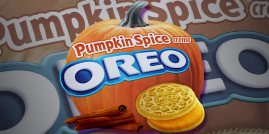 Castle Geek-Skull's Super Important Pumpkin Spice Oreo Review