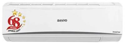 Sanyo 1.5 Ton 3 Star Inverter Split AC (SO-15T3SCIA)
