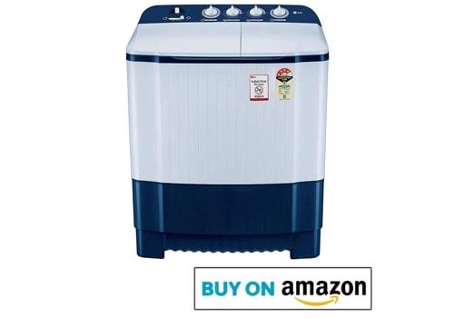 LG P6510NBAY 6.5Kg Semi-Automatic Top-Loading Washing Machine