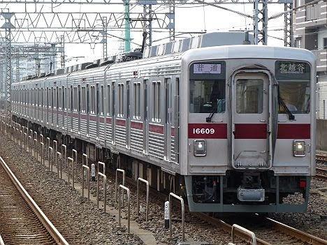 【6月ダイヤ改正で廃止!】10030系普通 北越谷行き