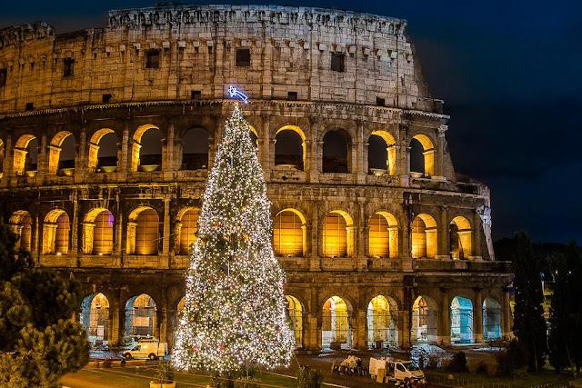 Natal em Roma