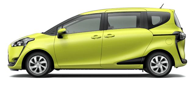 Sesuai pernyataan Henry Tanoto, Mobil MPV Terbaru dari keluarga Toyota ini akan segera memasuki pasar Nasional. Vice President Director TAM tersebut juga menyatakan bahwa mobil keluarga paling baru, Toyota Sienta siap menggantikan NAV1, meski ia belum mau memberikan informasi lebih detail mengenai 2 kabar tersebut.