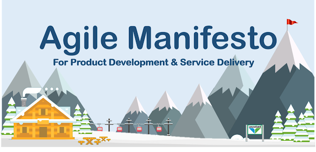 Manifesto for Agile Product Development and Service Delivery