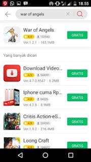 War of Angels Online V1.2.1 MOD Apk Terbaru Gratis