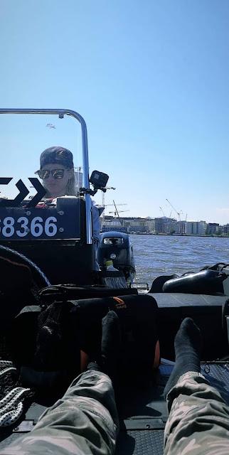 Pioner 14 Fishing