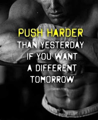 Muscle Gain Quotes