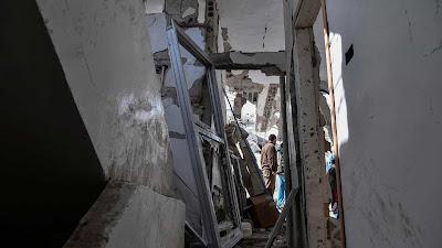 Ataque atribuídos a Israel tem nove  milicianos mortos na Síria
