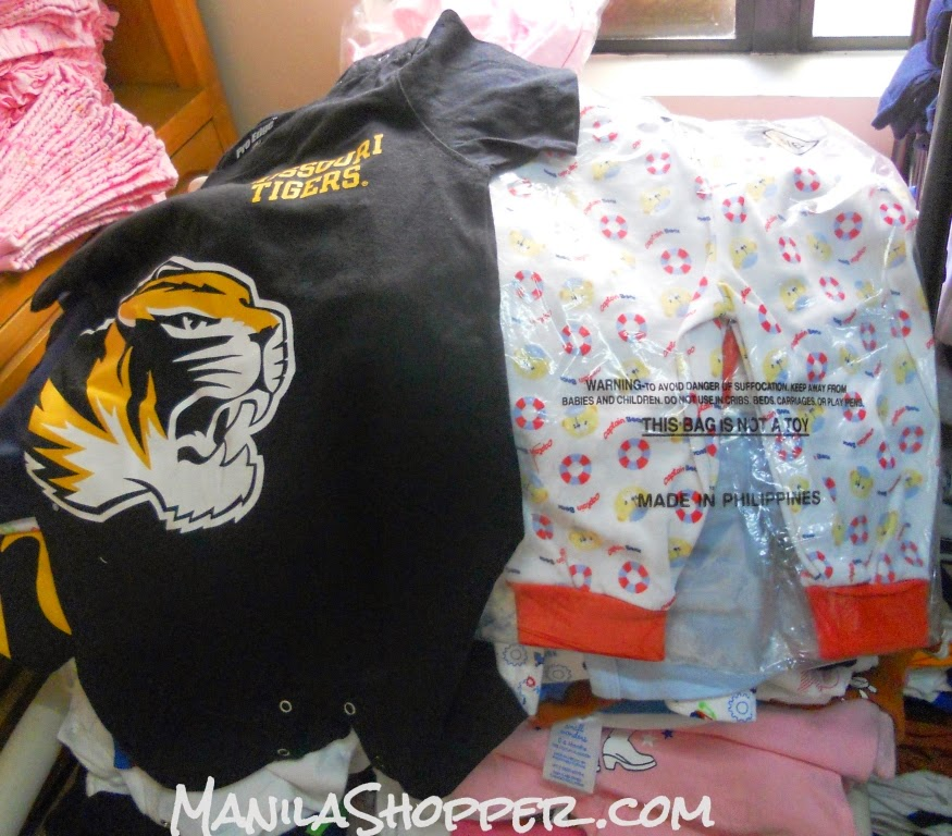 Manila Shopper: Where to Buy Baby Apparels Branded Factory