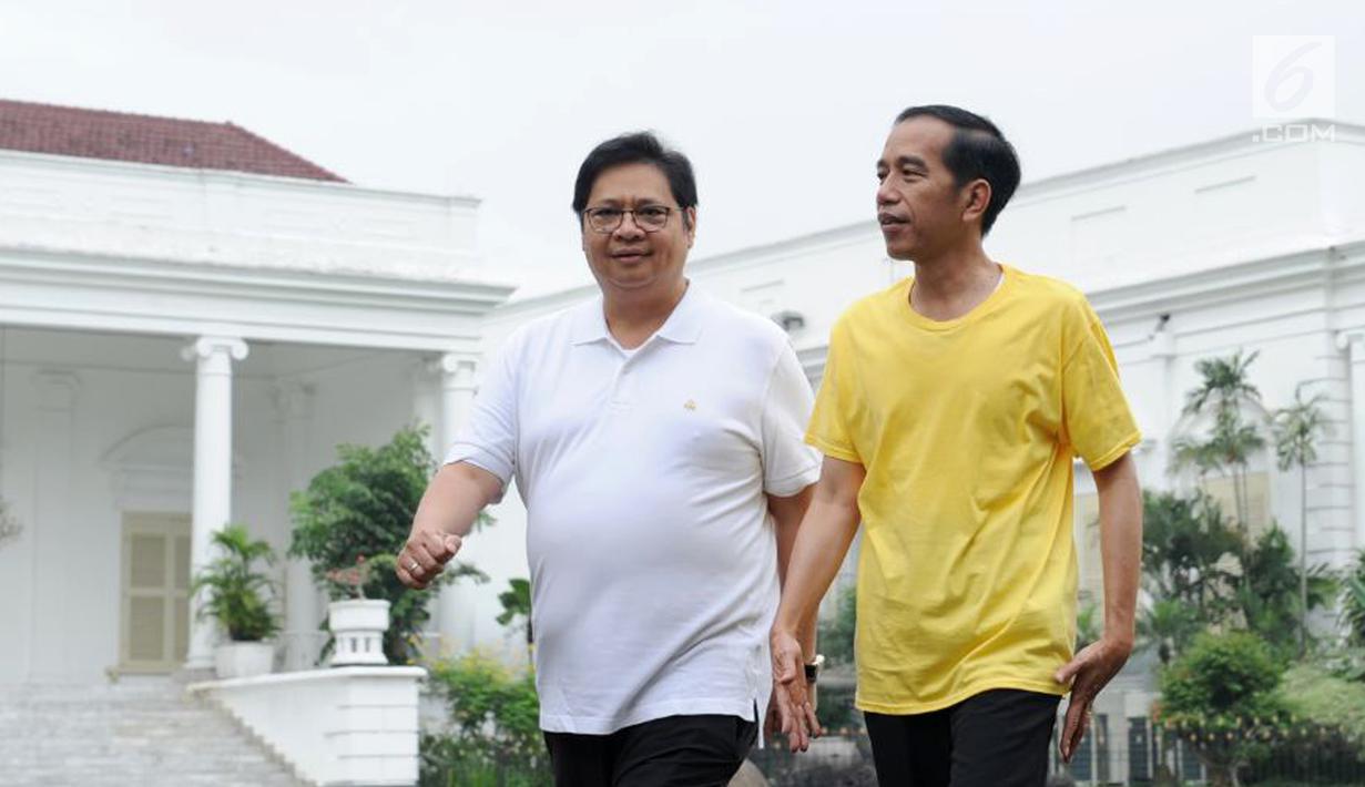 Empunya Setia Dukung Jokowi, Politisi Golkar Ini Malah Sebut 'Mulut Presiden Tak Bisa Dipercaya Lagi'