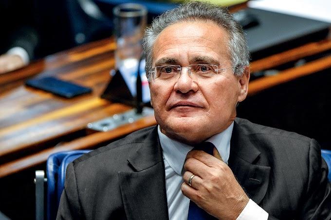 Renan Calheiros será um dos relatores da CPI do Covidão
