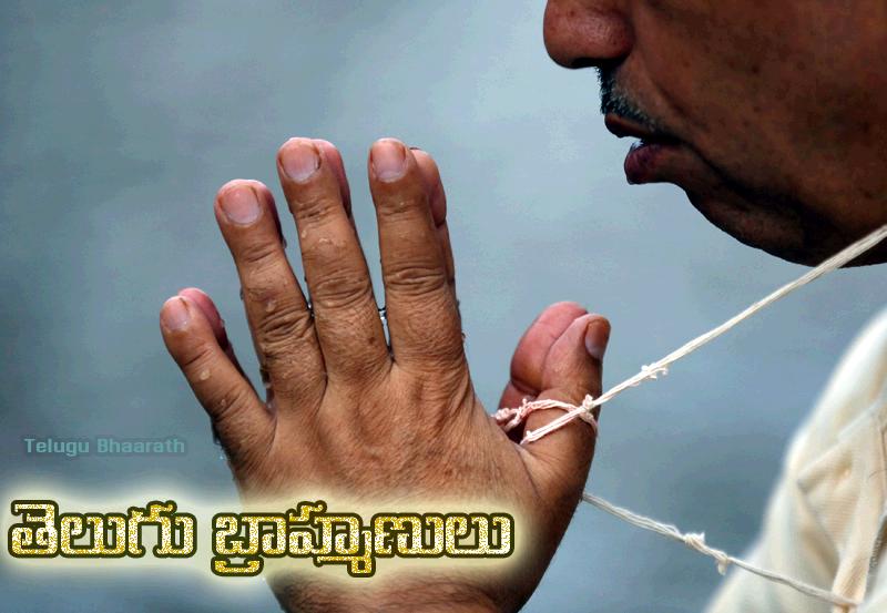 తెలుగు బ్రాహ్మణులు - Telugu Brahmins