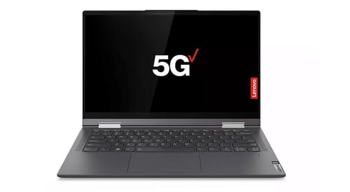 Lenovo launched the world's first laptop supporting 5G networks