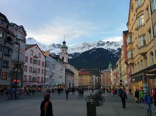 innsbruck avusturya austria gündüz