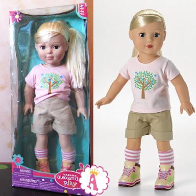 Кукла Мадам Александер 45 см оригинал и промо фото Madame Alexander