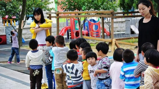 [Mosaic - Reading In The Genres] Child Care In China [Questions & Answers]