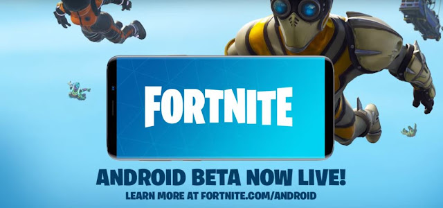 Link Download Game Android The Fortnite: Battle Royale Apk