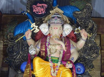 1st. Bhandari Street Sarvajanik Ganeshotsav -Gol dewal