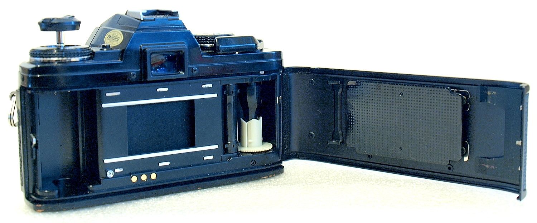 Minolta X-700 (Black) Body #887