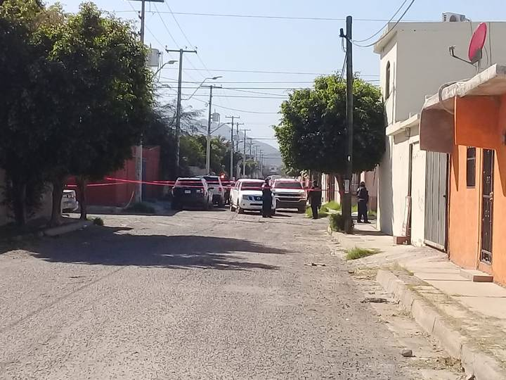 Balacera deja dos muertos y un detenido en Hermosillo
