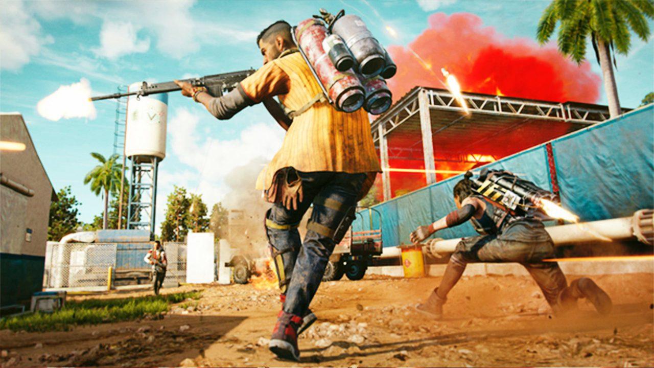 Far Cry 6: Reach the weapon box at Fort Quito (Isla Santuario)