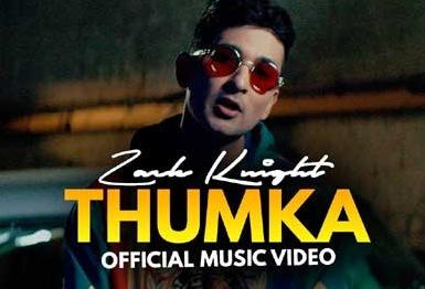 Thumka lyrics / Zack Knight