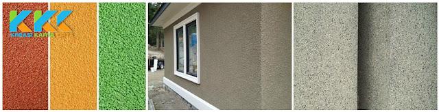 pembuatan dinding tekstur dan menyediakan materi tekstur yang bisa dikombinasi menjadi ber Jasa Cat Tekstur Terlengkap dan Termurah
