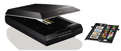 Epson Perfection V600 Review and suport