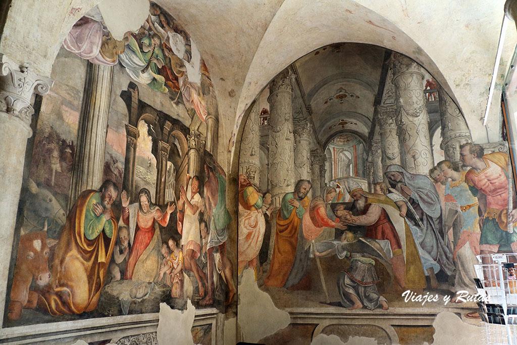 Iglesia del Santísimo Cuerpo de Cristo de Brescia