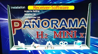 Panorama H2 Mini X1 1506tv Alfa Iptv Direct Biss Key Option