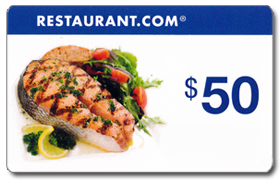 special deals on restaurant gift cards