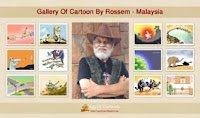 Gallery Of Cartoon By Rossem - Malaysia