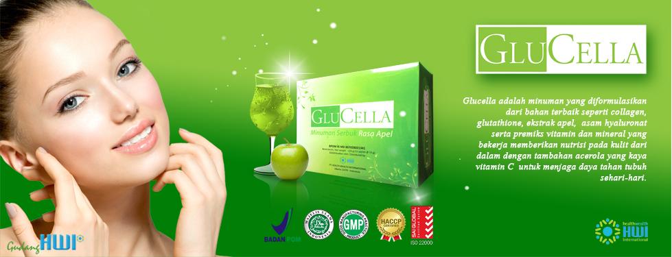 GluCella - Nutrisi Kulit Anda