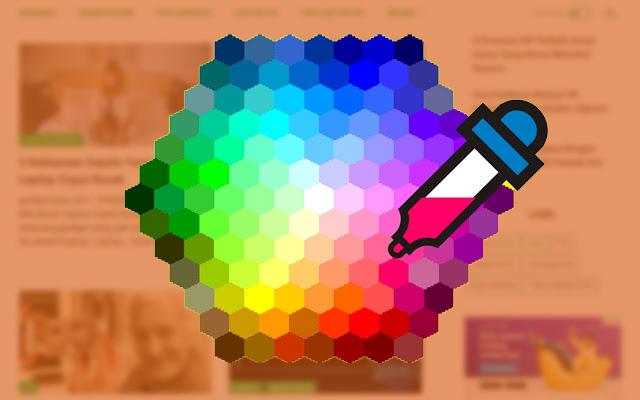 Cara Mengetahui Kode Warna Blog Orang Lain Dengan Mudah