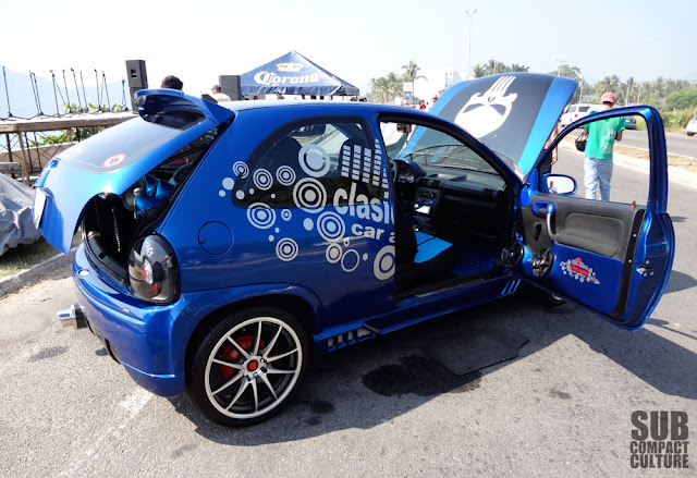 Custom Volkswagen Polo from Manzanillo Mexico