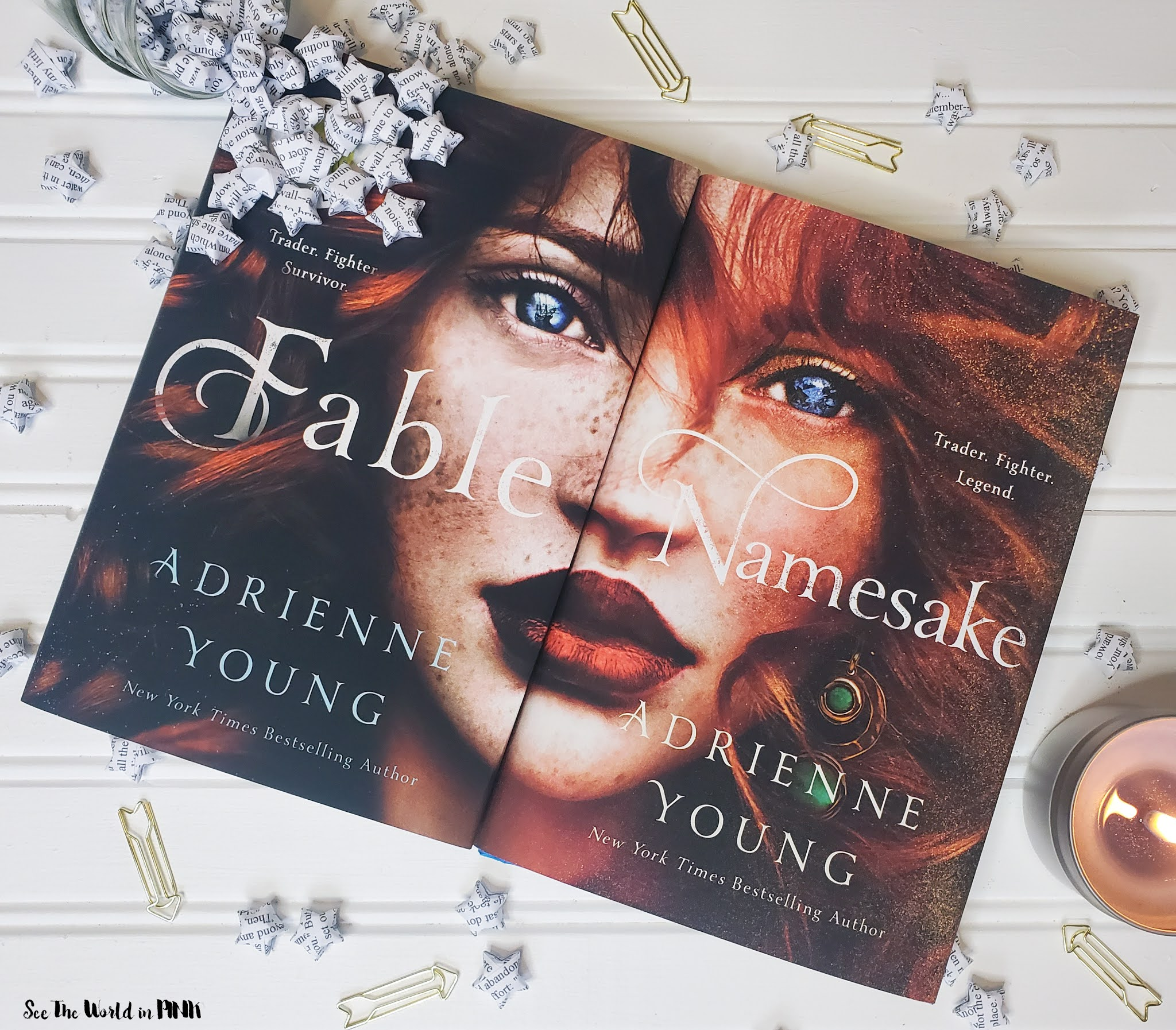 fable and namesake adrienne young