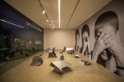 Exposição 'Respire Comigo - Lygia Clark' no studio OMart_(foto:OMart)