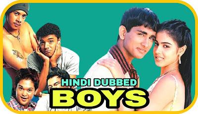 Boys Hindi Dubbed Movie