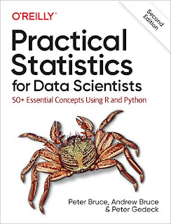Practical Statistics for Data Scientists: 50+ Essential Concepts Using R and Python, 2nd Edition - LunaticAI